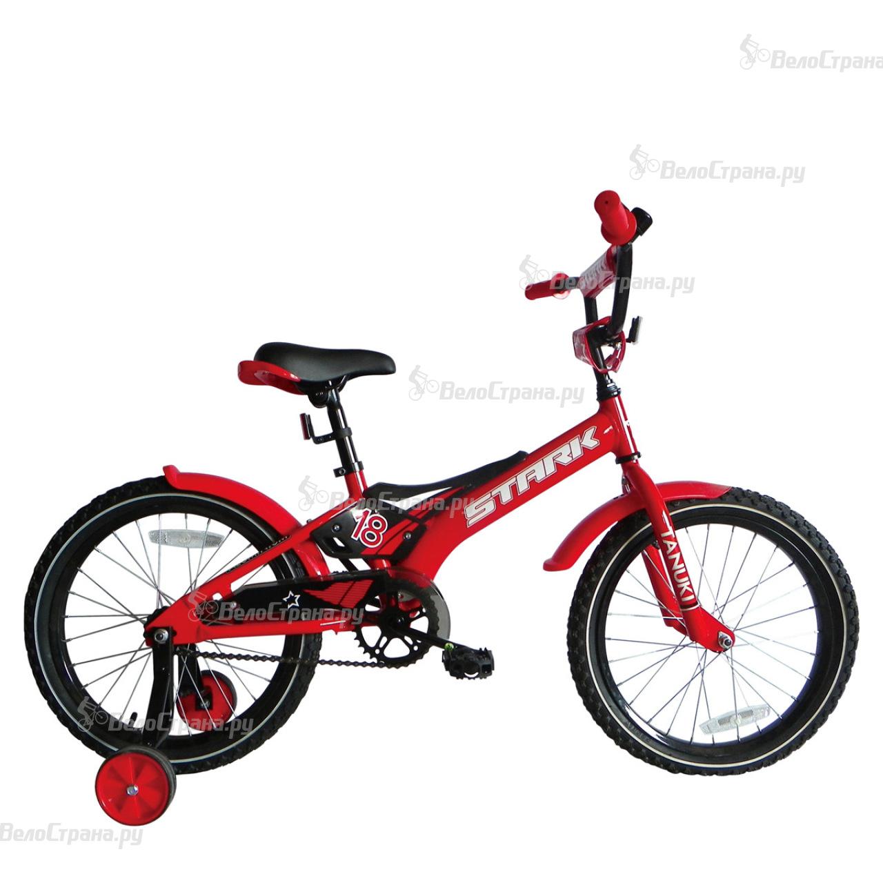 Велосипед Stark Tanuki 18 Boy (2017) велосипед stark tanuki 14 boy 2017