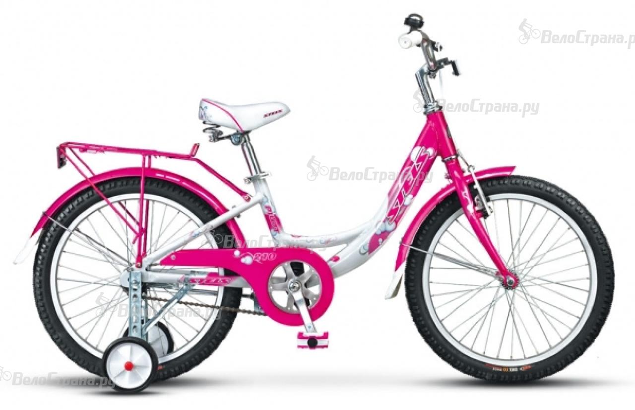Велосипед Stels Pilot 210 Girl (2013) велосипед stels pilot 240 girl 3sp 2015