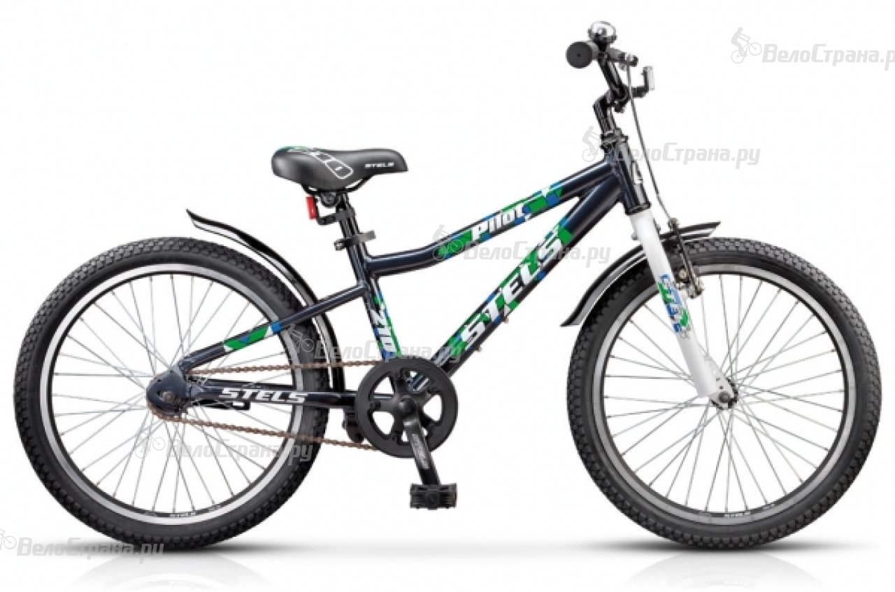 Велосипед Stels Pilot 210 Boy (2013) велосипед stels navigator 310 2016