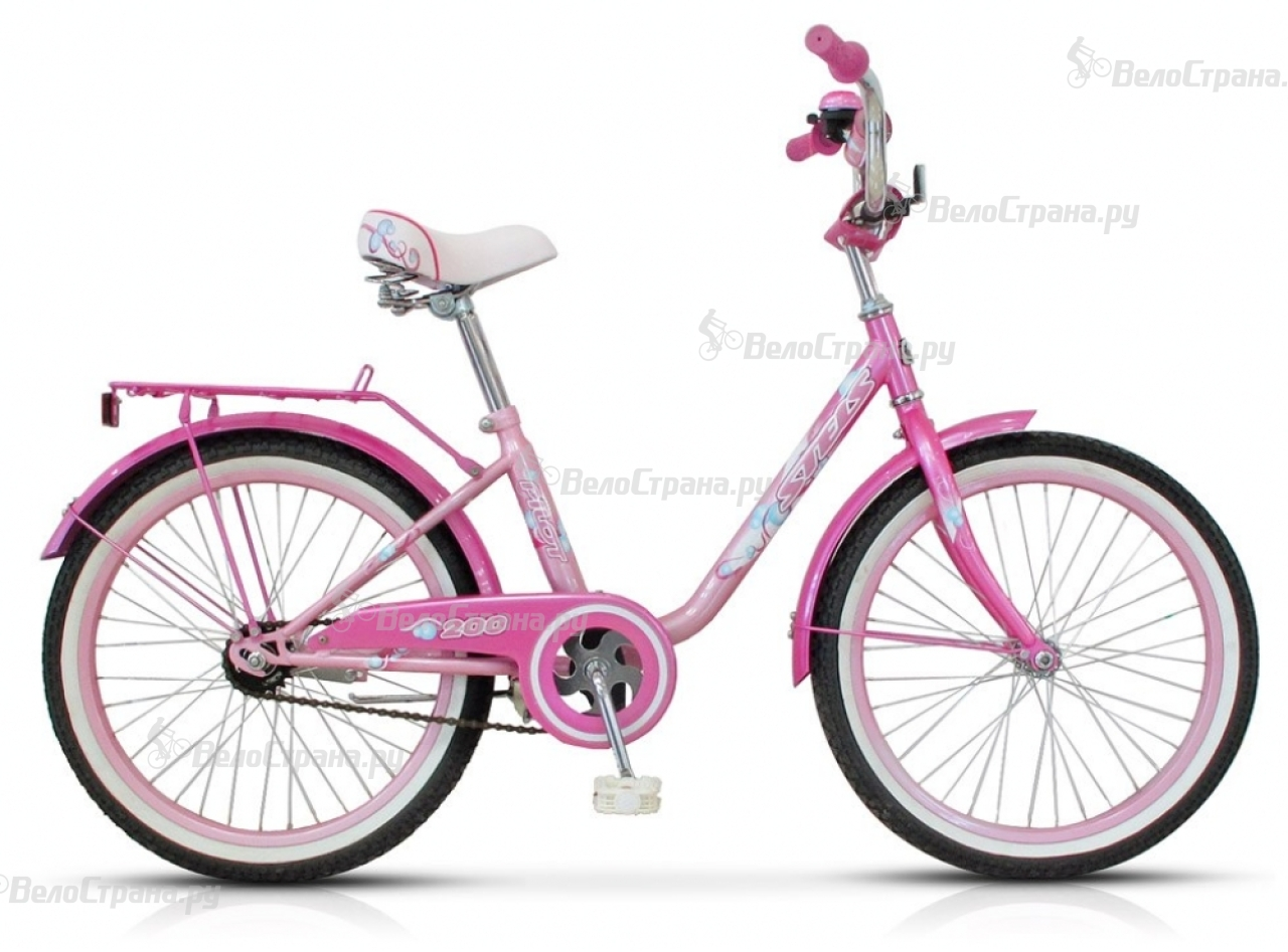 Велосипед Stels Pilot 200 Girl (2013) stels pilot 210 girl 11 2015 yellow pink