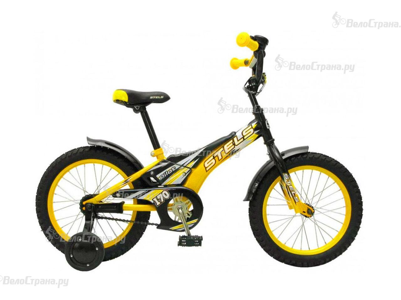 Велосипед Stels Pilot 170 16 (2013) велосипед stels pilot 170 16 2016
