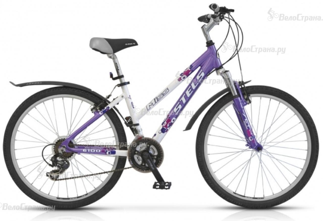 Велосипед Stels Miss 6100 (2013) велосипед stels miss 6100 md 26 2017