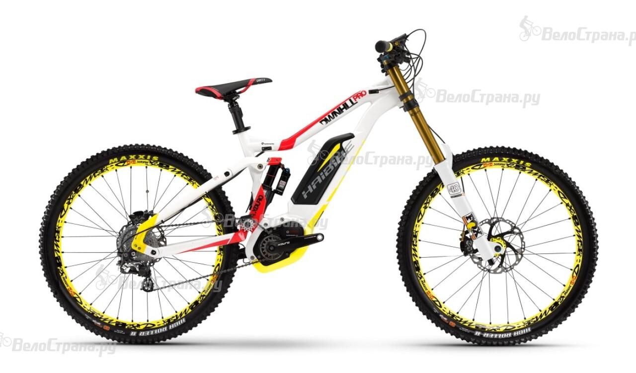 Велосипед Haibike XDURO Dwnhll PRO (2016) велосипед haibike xduro nduro pro 2016