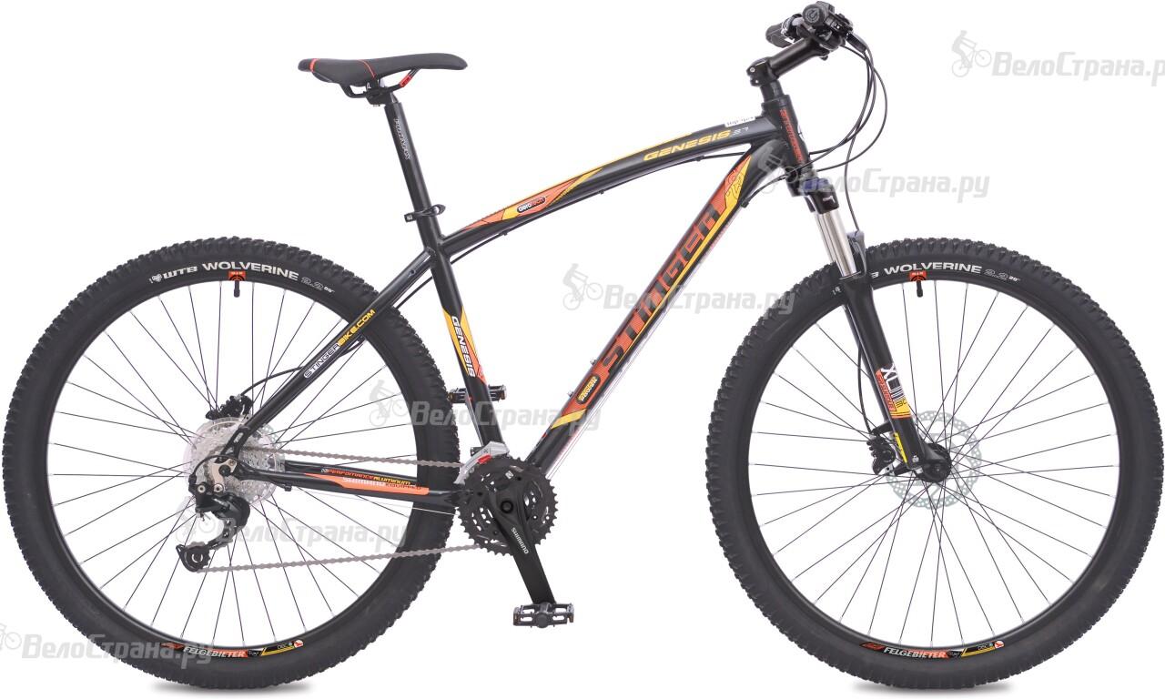 Велосипед Stinger Genesis 3.7 29 (2016) велосипед stinger valencia 2017