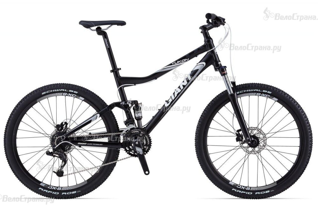 Велосипед Giant Yukon FX (2014) велосипед giant yukon fx 2013