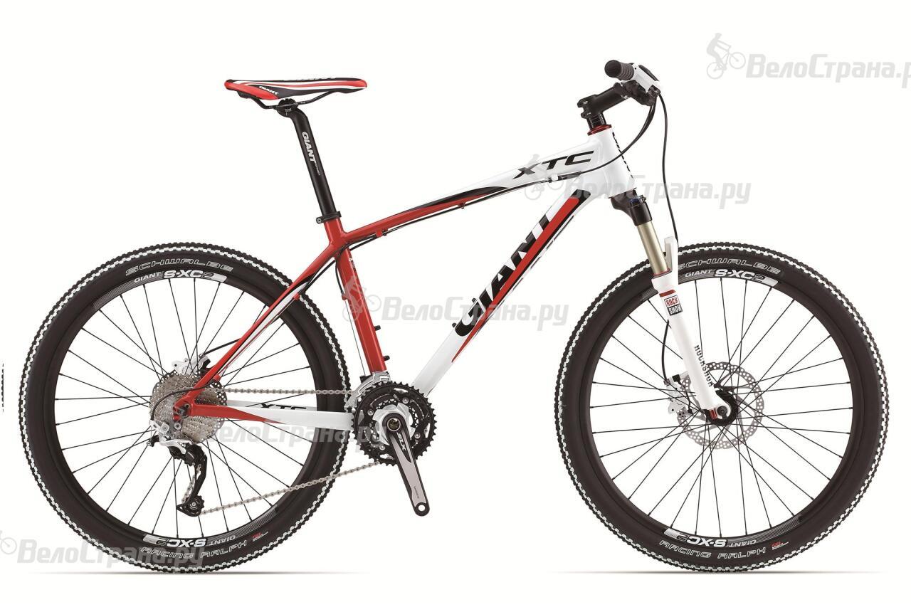 Велосипед Giant XTC 1 (2013)