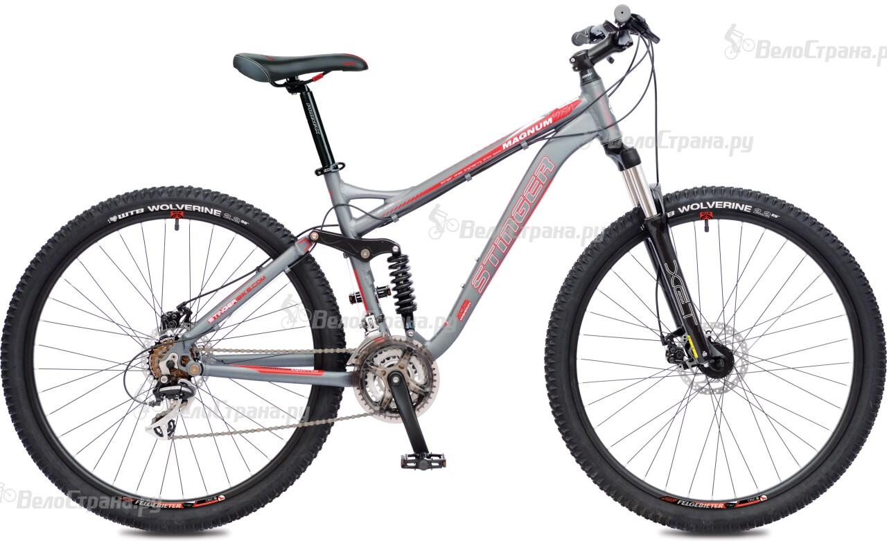 Велосипед Stinger Magnum 29 (2016) велосипед stinger valencia 2017