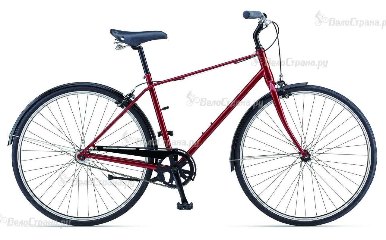 Велосипед Giant Via 3 (Blvd) (2013) crossing the blvd – strangers neighbors