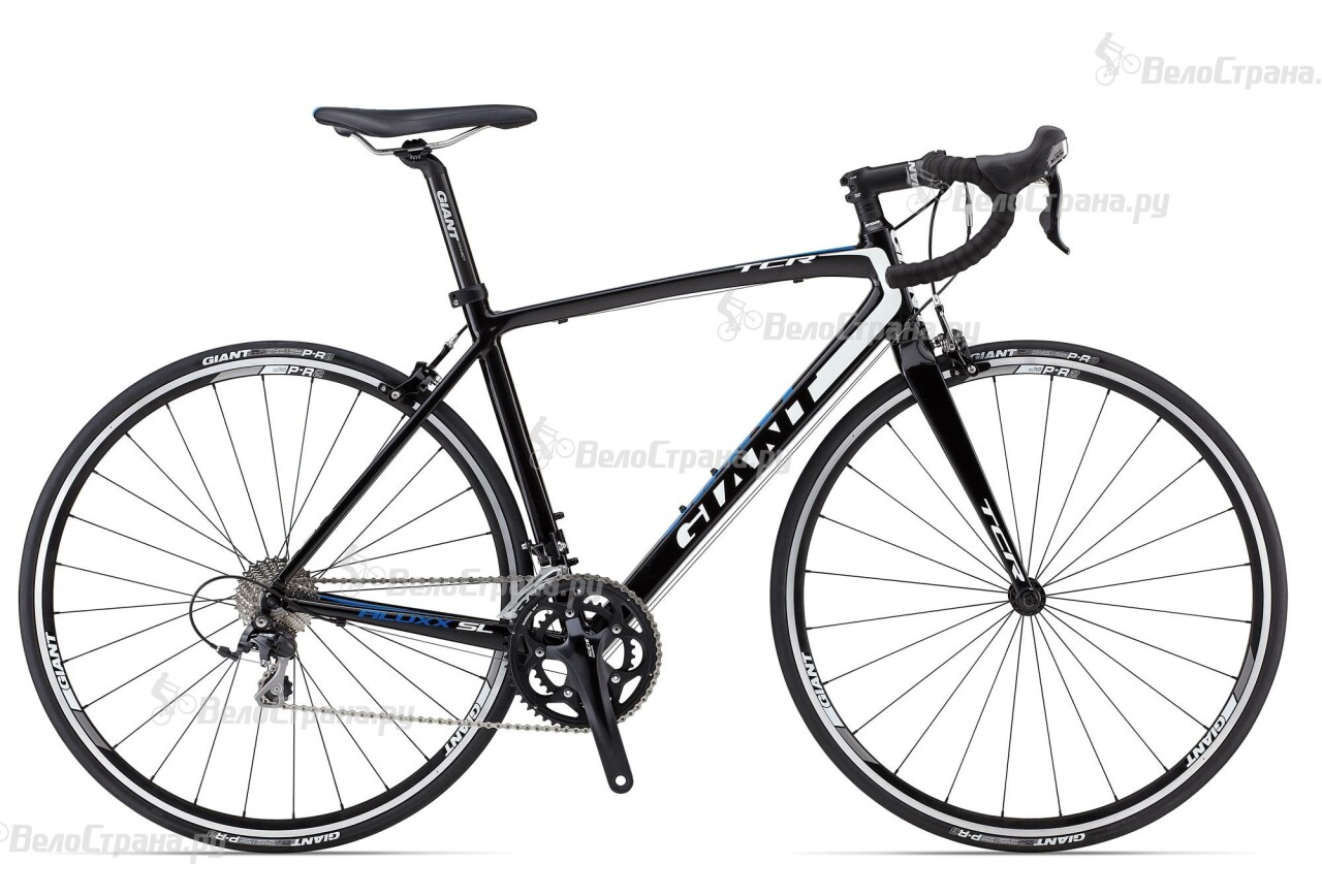 Велосипед Giant TCR 1 Compact (2013) велосипед giant tcr advanced sl 3 isp compact 2013