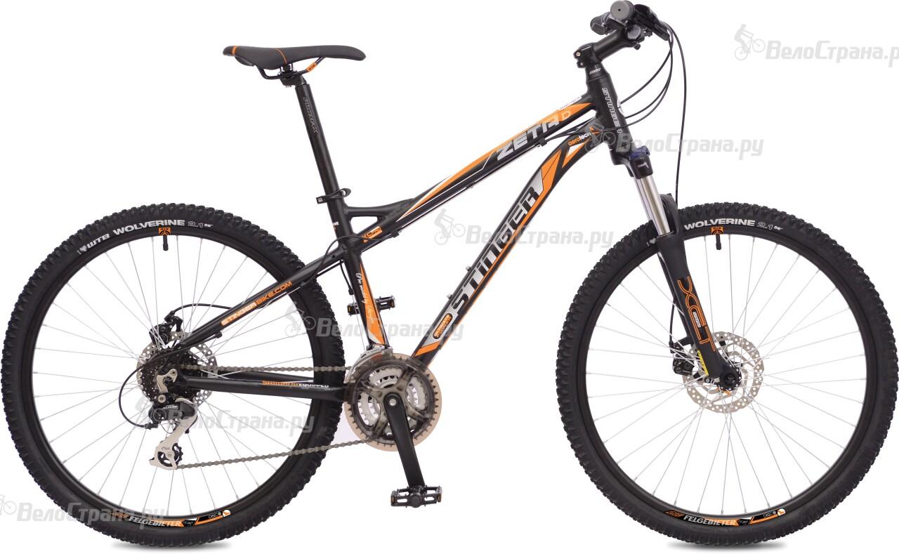 Велосипед Stinger Zeta D 26 (2016)