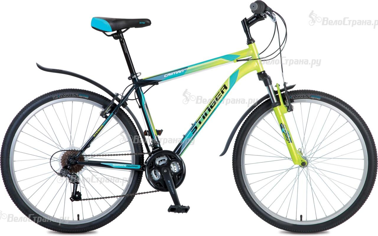 Велосипед Stinger Caiman 26 (2016) велосипед stinger caiman 26 2017