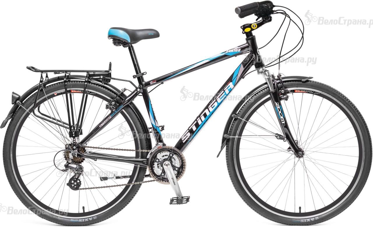 Велосипед Stinger Fusion 28 (2016) велосипед pegasus piazza gent 7 sp 28 2016