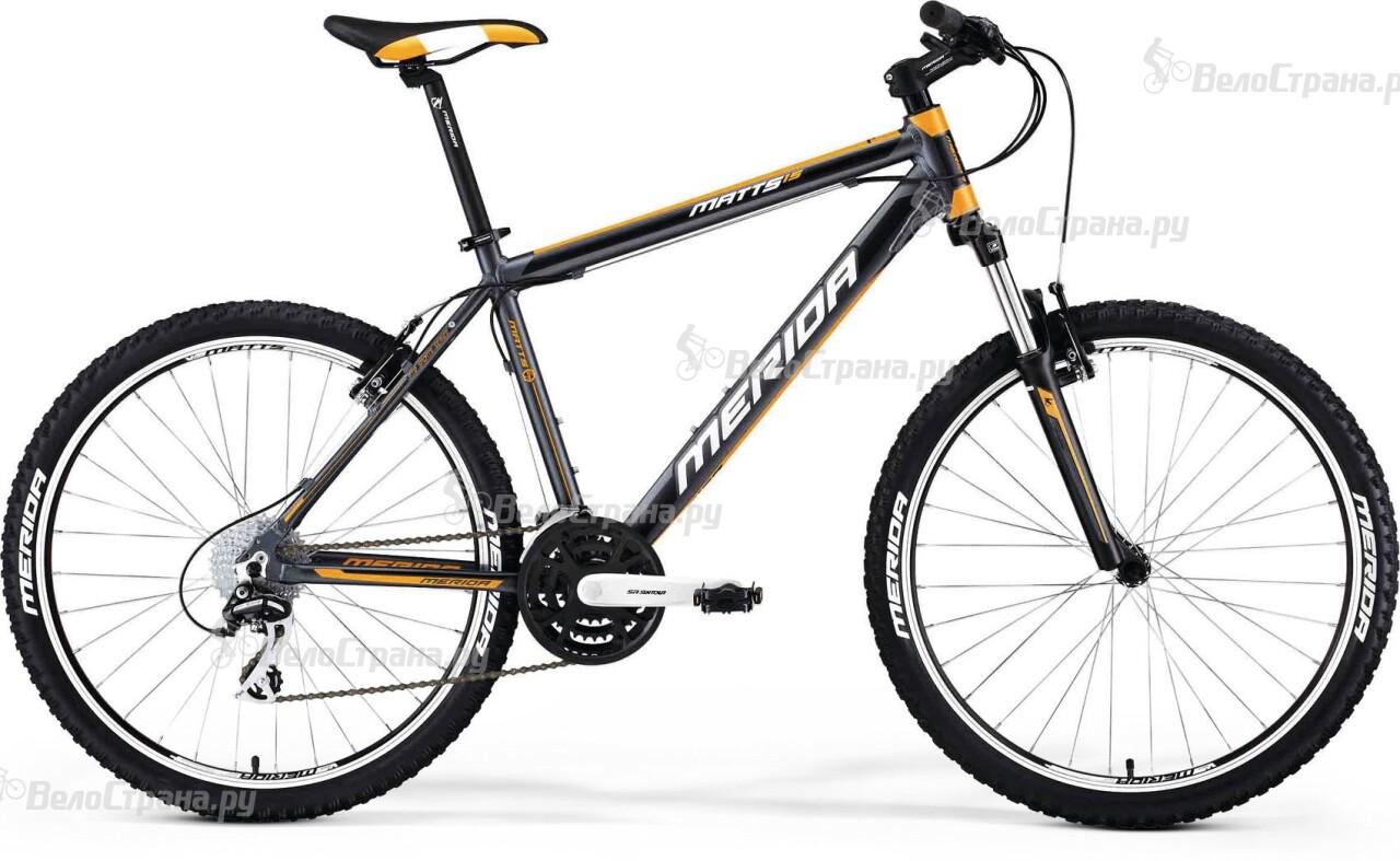 Велосипед Merida MATTS 15-V (2013) merida matts 40 v 2013