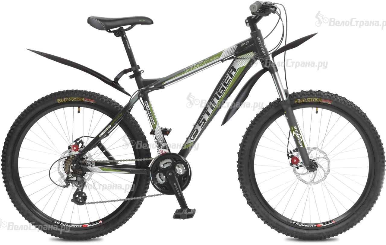 Велосипед Stinger Python 26 (2016) велосипед stinger fix 2017