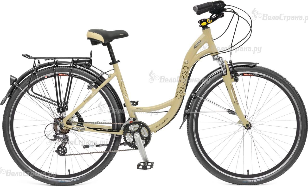 Велосипед Stinger Calipso 28 (2016) велосипед pegasus piazza gent 7 sp 28 2016