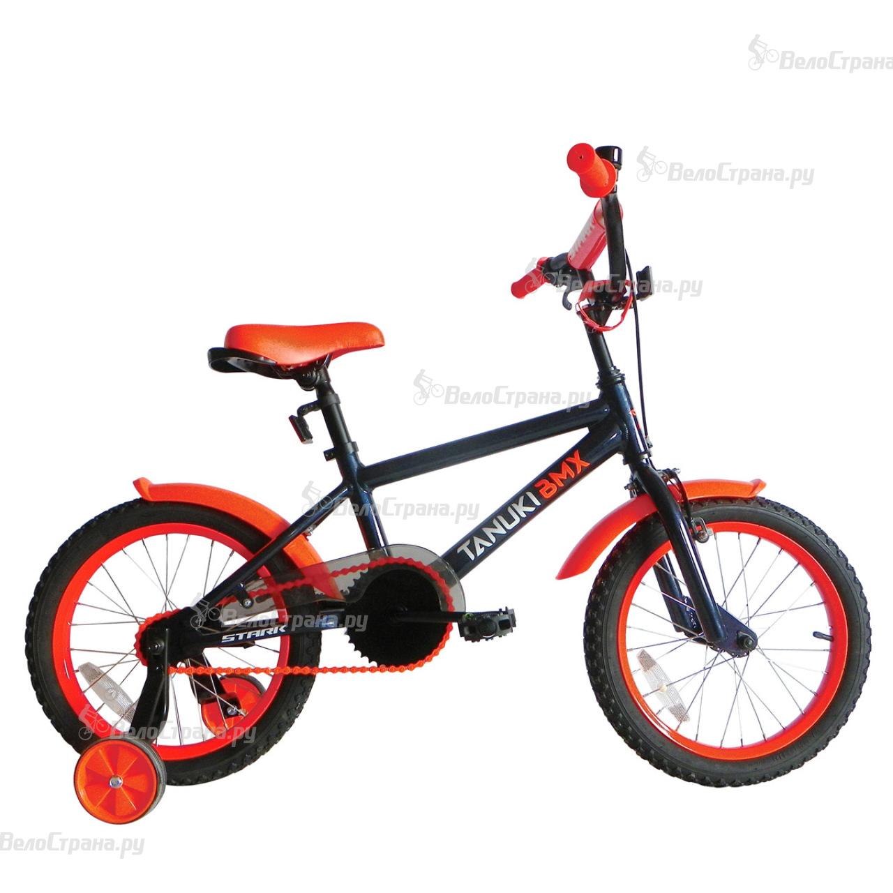 Велосипед Stark Tanuki 16 BMX (2017) stark outpost 16 2016 blue orange