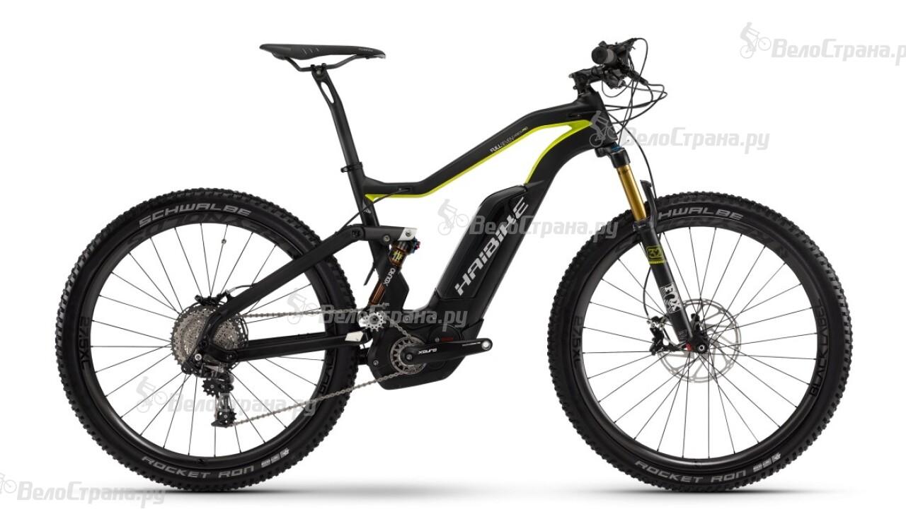 Велосипед Haibike XDURO FullSeven Carbon PRO (2016) велосипед haibike xduro nduro pro 2016