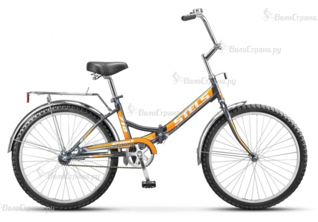 Велосипед Stels Pilot 710 (2013) stels pilot 710 24 рама 16 белый синий