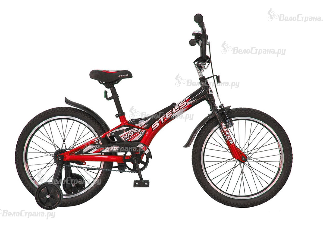 Велосипед Stels Pilot 170 20 (2013) двухколесный велосипед stels pilot 170 v020 20 белый красный черный 9 5