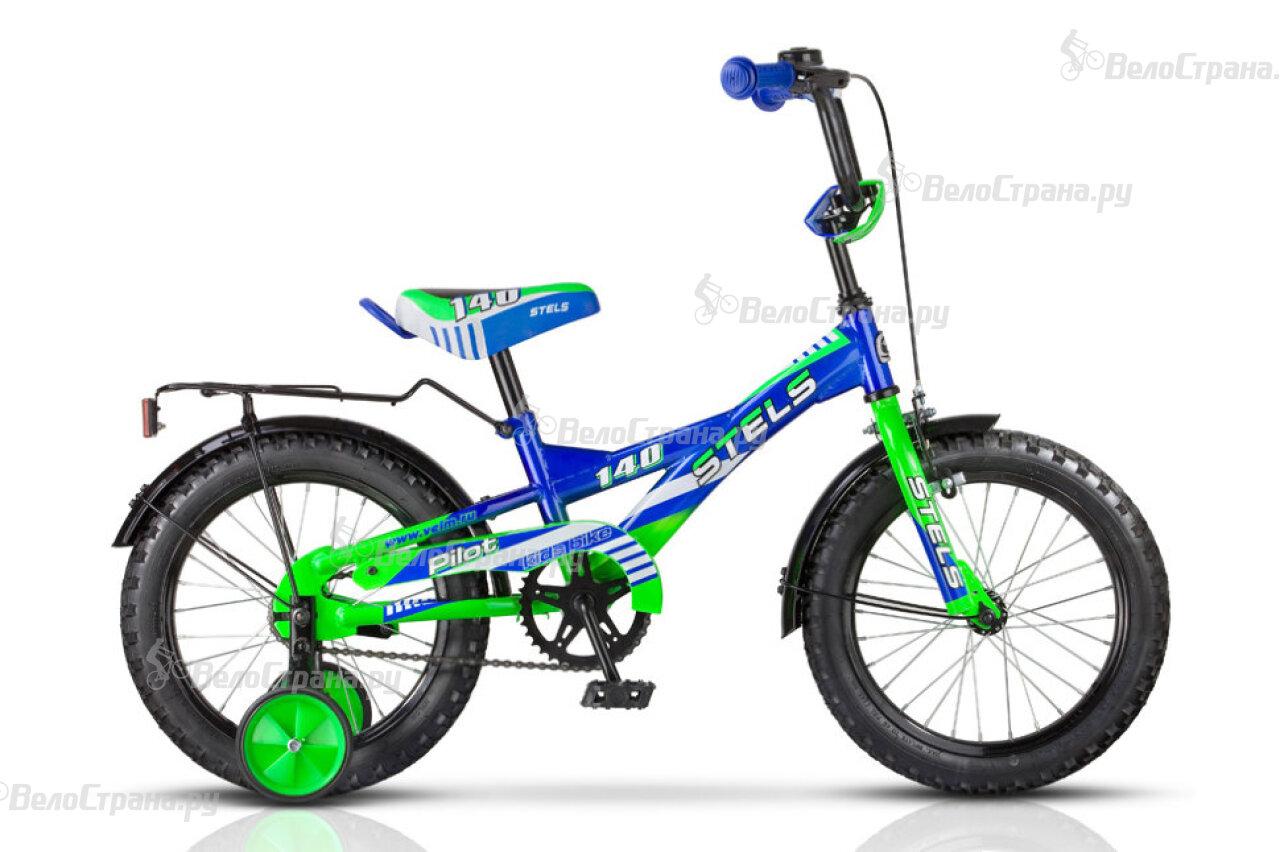 Велосипед Stels Pilot 140 16 (2013) велосипед stels navigator 310 2016