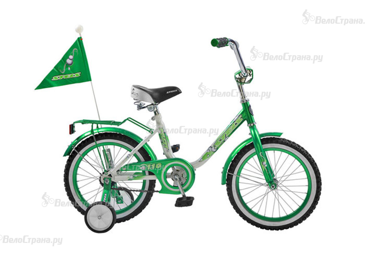 Велосипед Stels Pilot 110 16 (2013) велосипед stels pilot 110 14 2015