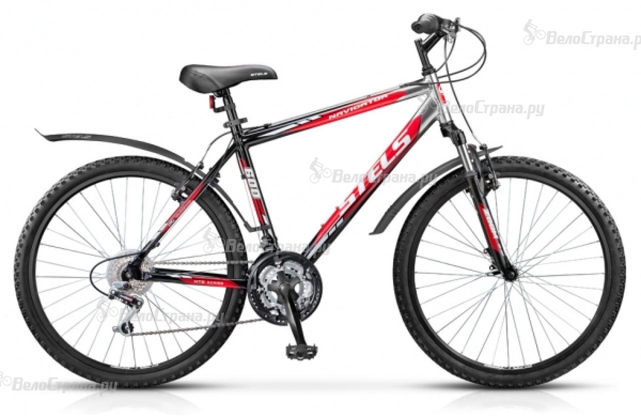 Велосипед Stels Navigator 600 (2013) велосипед stels navigator 600 v 17 2016 grey green