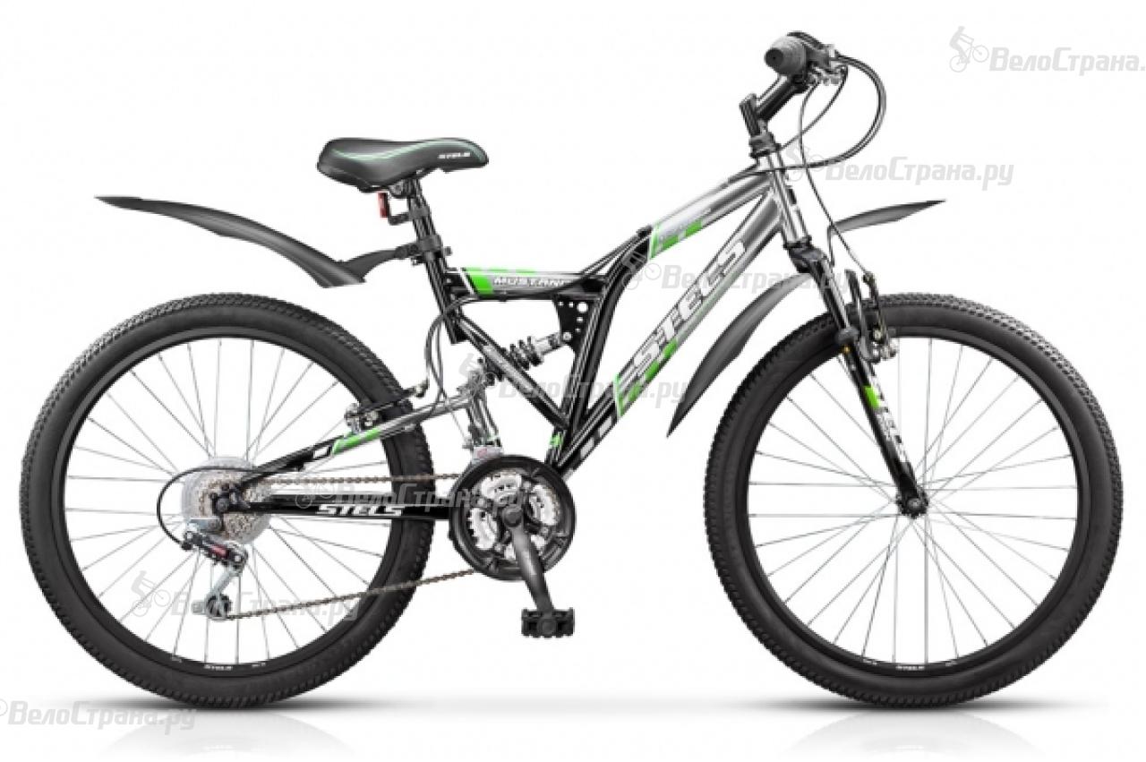 Велосипед Stels Mustang (2013) велосипед stels mustang v 16 2017 green
