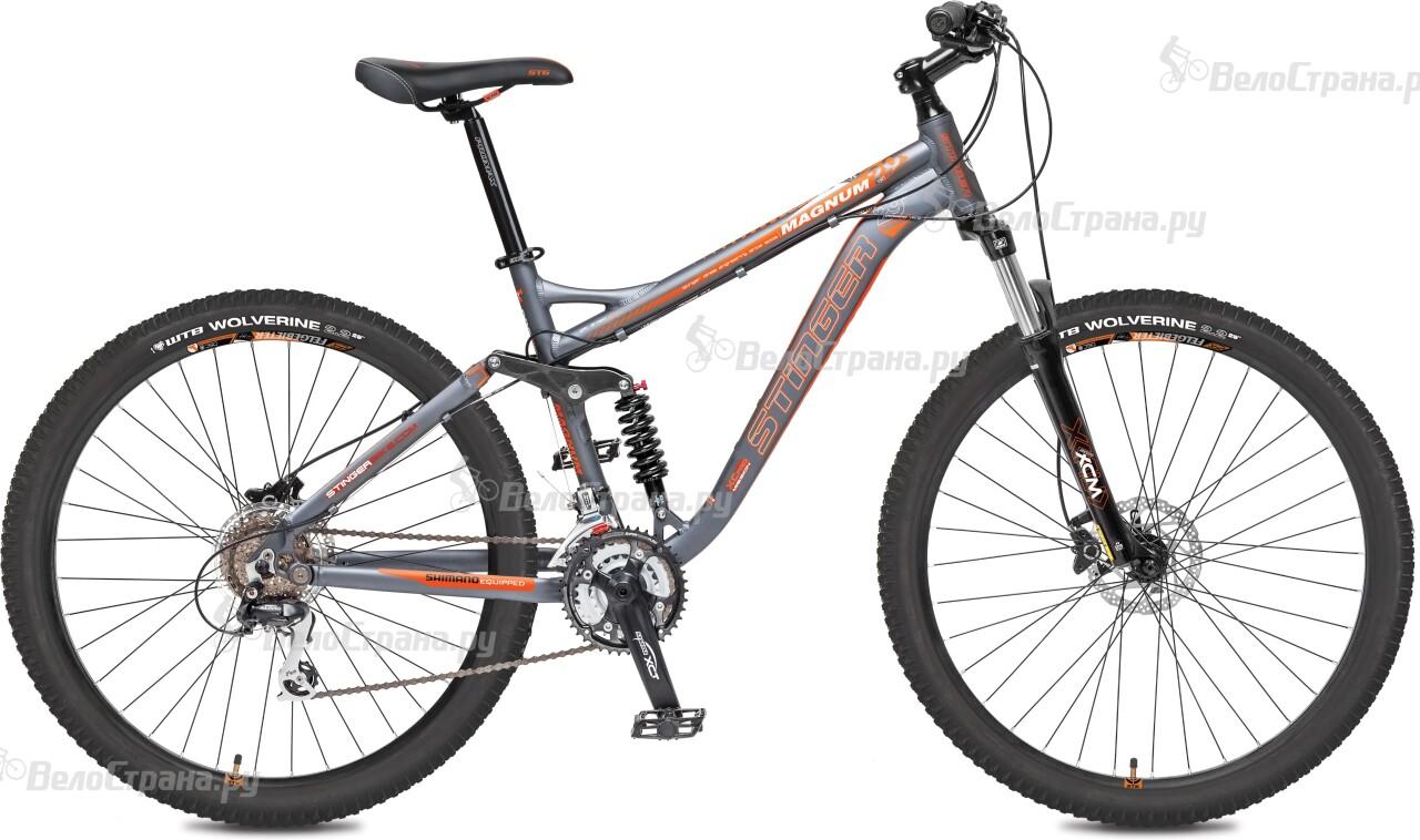 Велосипед Stinger Magnum 2.0 29 (2016) велосипед stinger valencia 2017