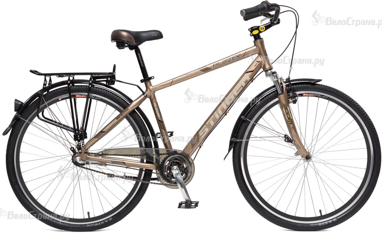 Велосипед Stinger Blazer 28 (2016) велосипед stinger valencia 2017