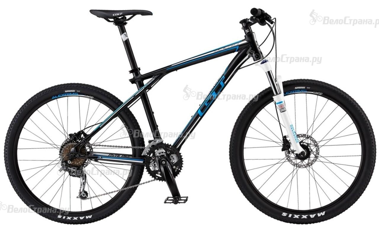 Велосипед GT Avalanche 2.0 (2013) горный велосипед gt avalanche elite 27 5