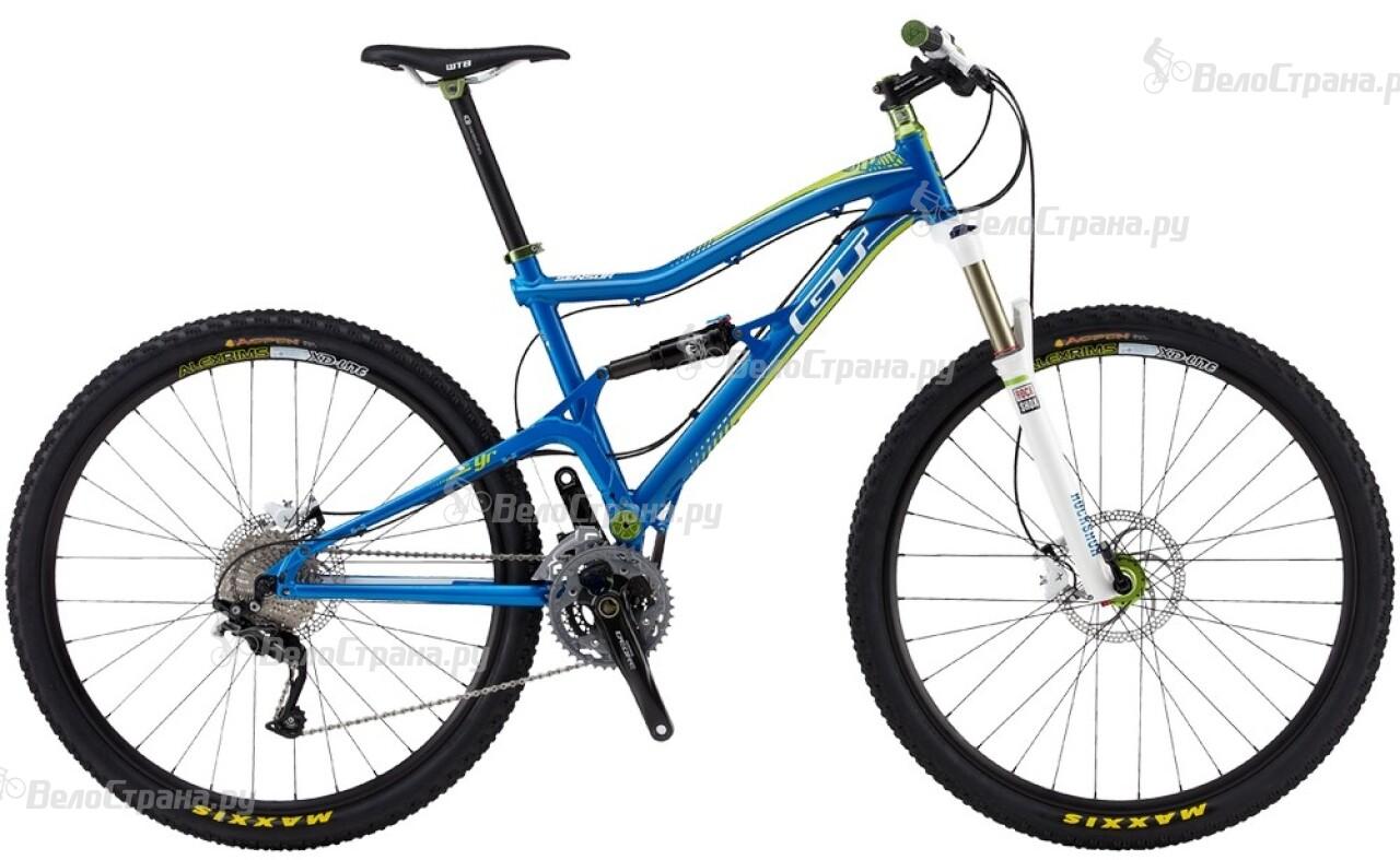 Велосипед GT Sensor 9R Expert (2013) 1 18 diecast model for nissan gtr r 35 2008 blue alloy toy car coupe gt r gt r r35