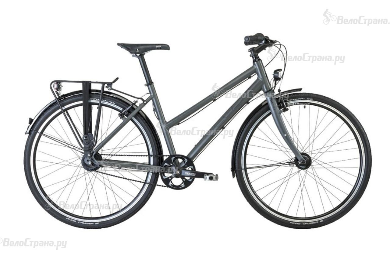 Велосипед Cube Hyde Pro FE Lady (2013)