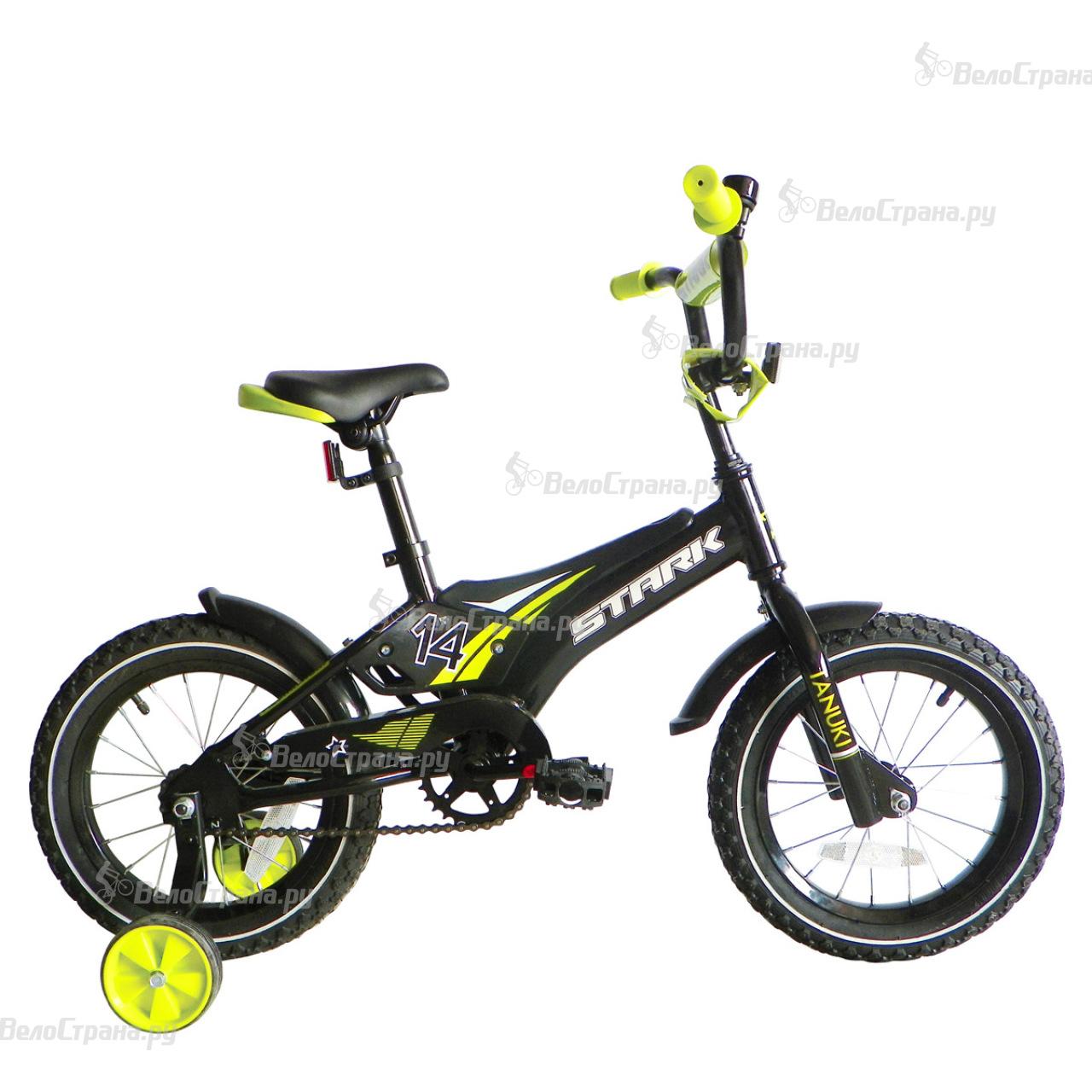 Велосипед Stark Tanuki 14 Boy (2017) велосипед stark tanuki 14 boy 2017