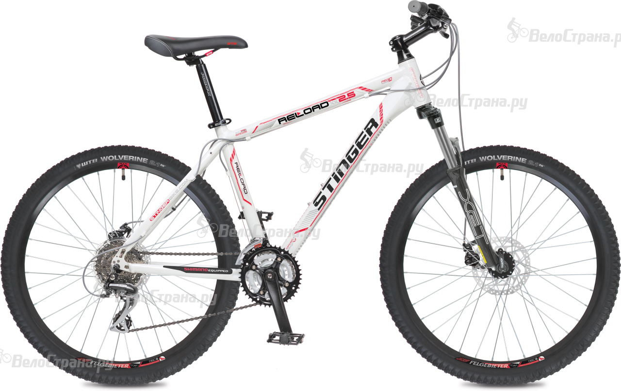 Велосипед Stinger Reload 2.5 26 (2016)