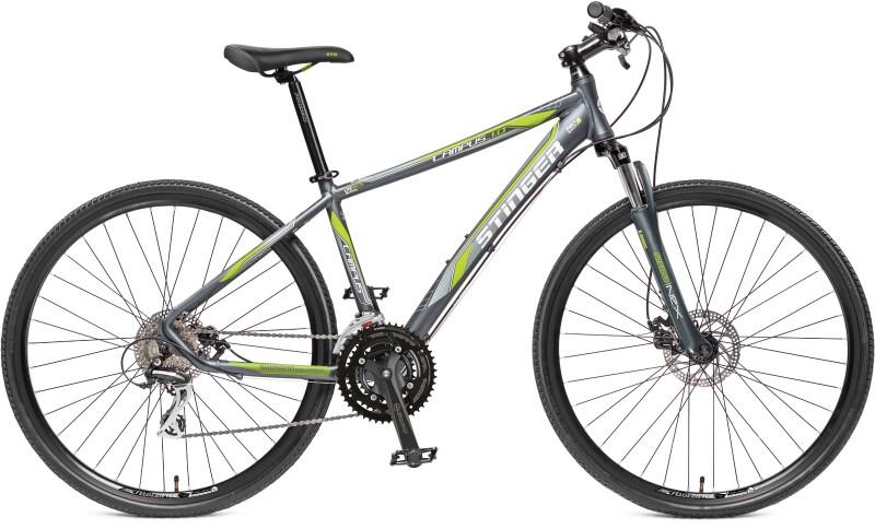 Купить Кроссовый велосипед Stinger Campus 1.0 28 (2016)