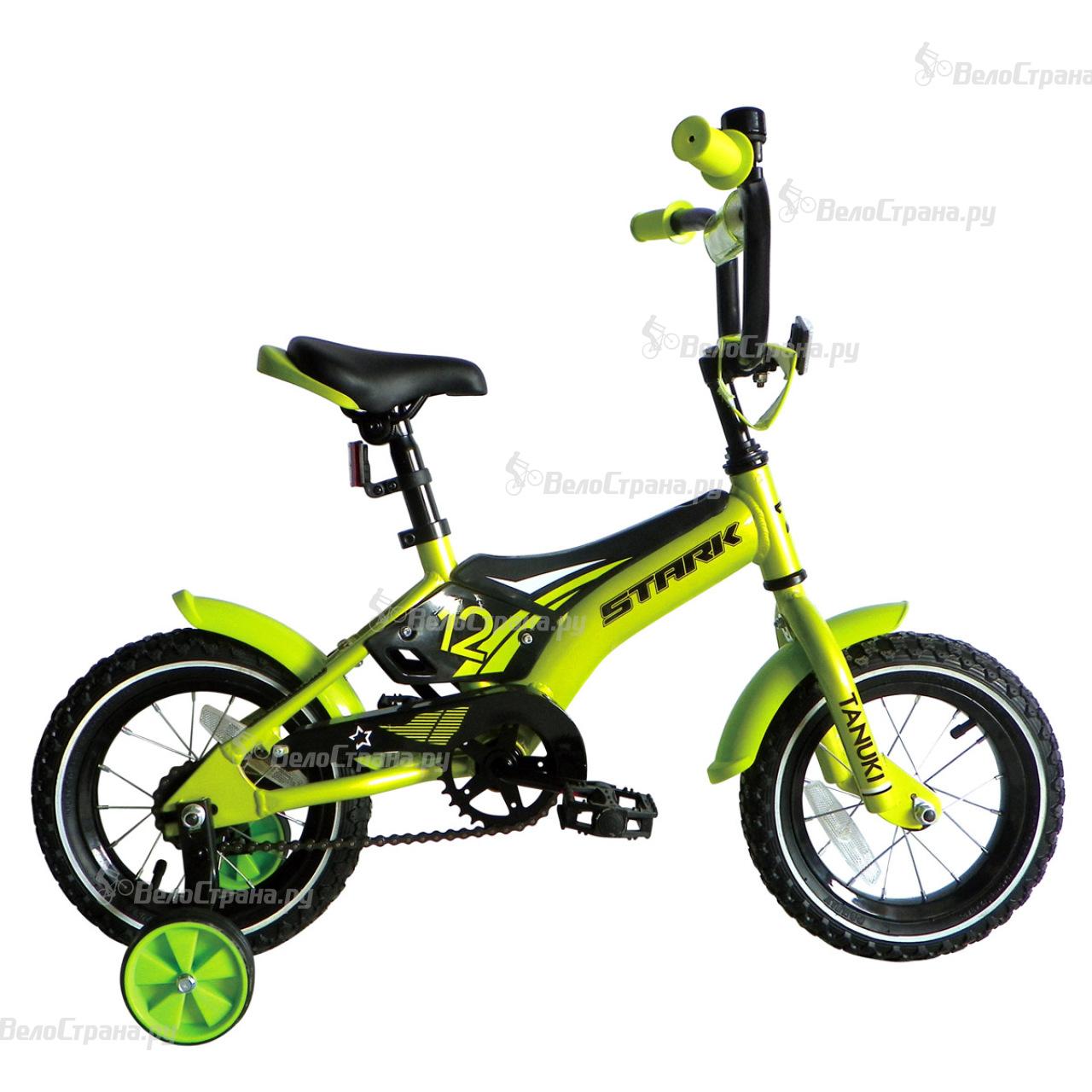Велосипед Stark Tanuki 12 Boy (2017) велосипед stark tanuki 14 boy 2017