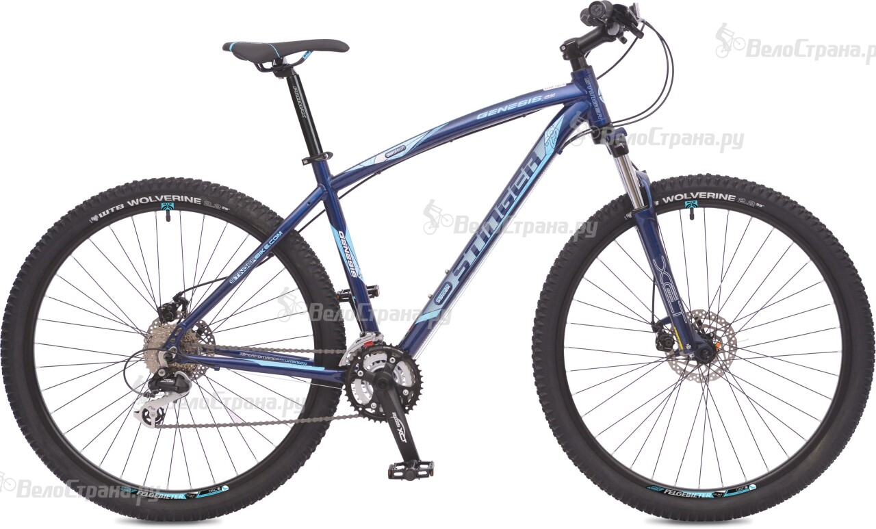 Велосипед Stinger Genesis 3.5 29 (2016)