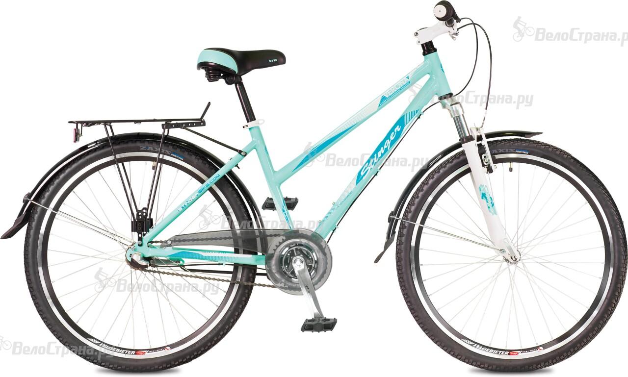 Велосипед Stinger Verona 26 (2016) велосипед stinger defender 26 2017