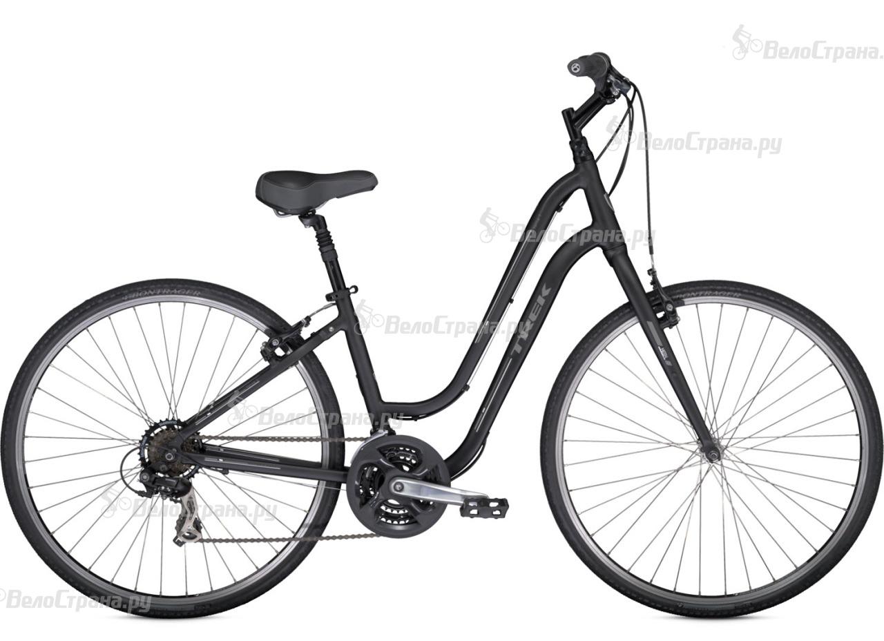 Велосипед Trek Verve 1 WSD (2013) велосипед trek verve 3 wsd 2013