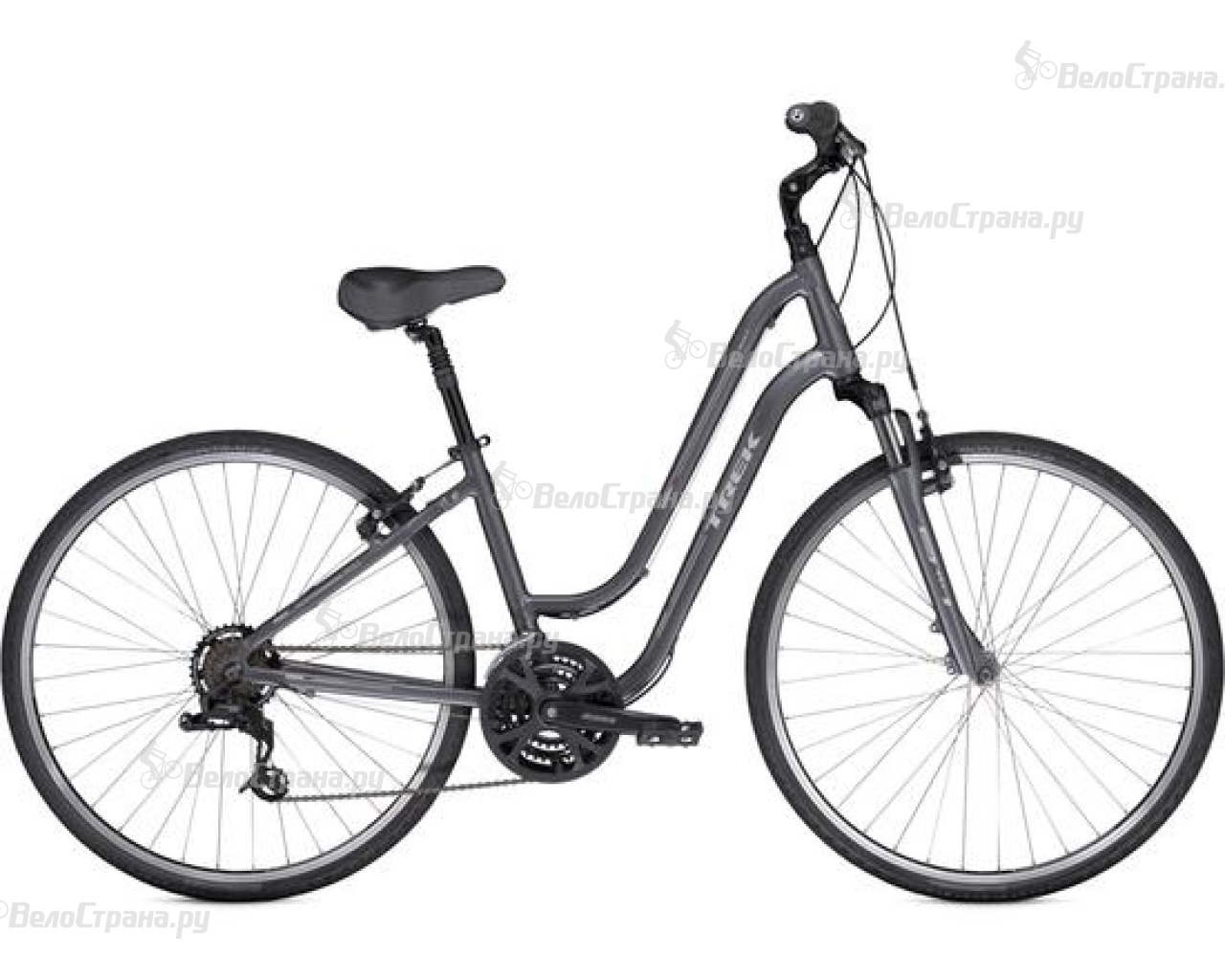 Велосипед Trek Verve 2 WSD (2013) велосипед trek verve 3 wsd 2013