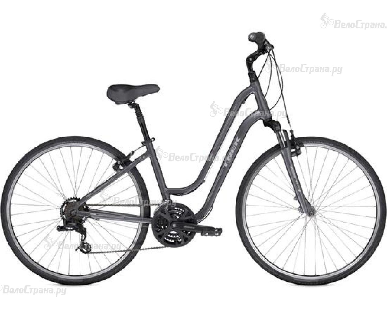 Велосипед Trek Verve 2 WSD (2013) велосипед trek madone 5 2 wsd 2013