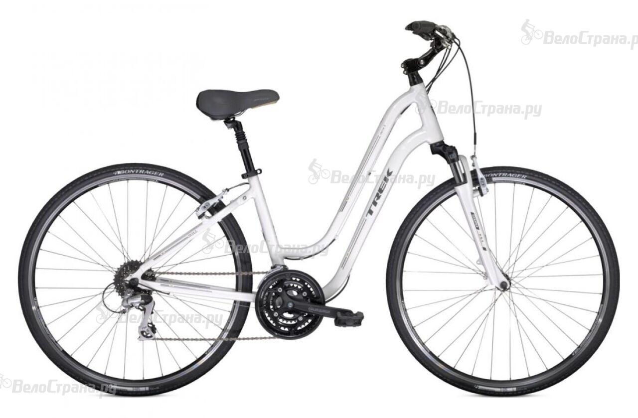 Велосипед Trek Verve 3 WSD (2013) велосипед trek madone 3 1 wsd 2013