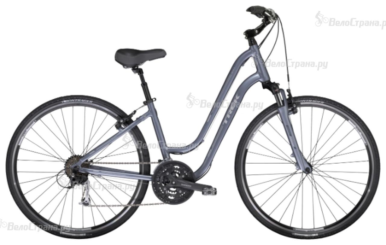 Велосипед Trek Verve 4 WSD (2013) велосипед trek verve 3 wsd 2013