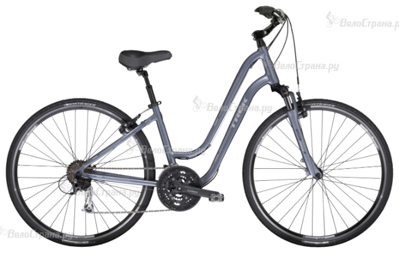 Велосипед Trek Verve 4 WSD (2013) велосипед trek madone 5 2 wsd 2013