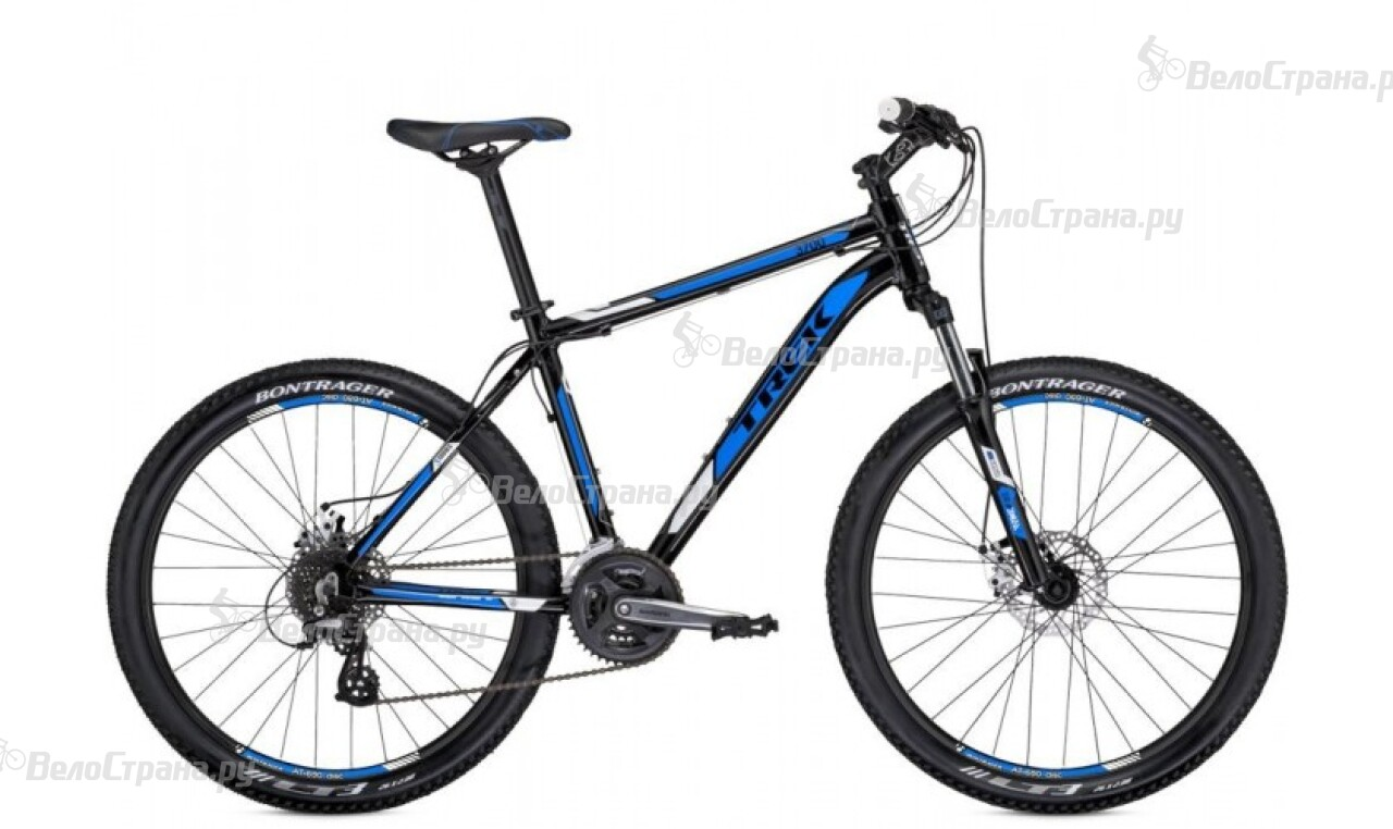 Велосипед Trek 3700 Disc (2013) hama 95505 black
