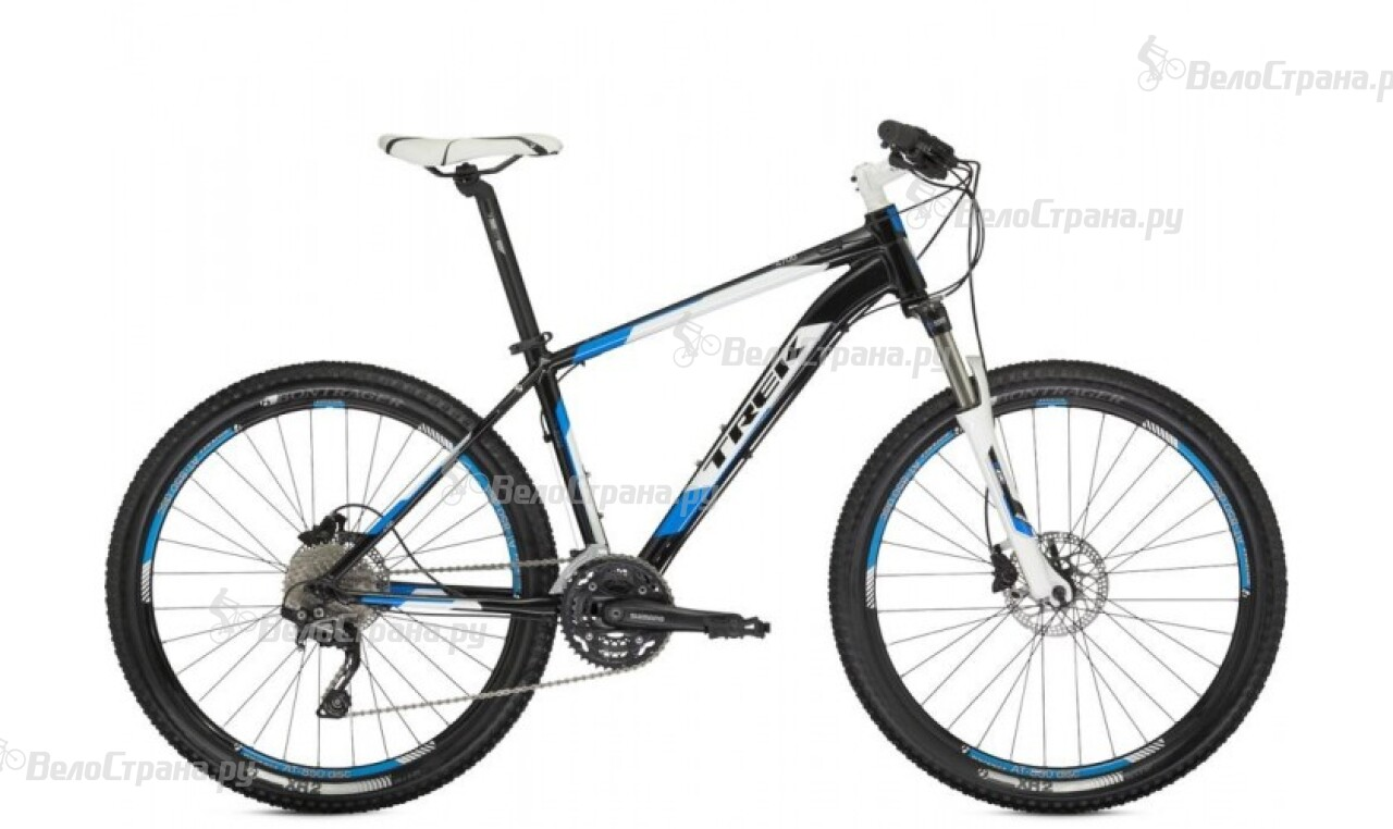 Велосипед Trek 4700 Disc (2013) велосипед trek shift 1 2013