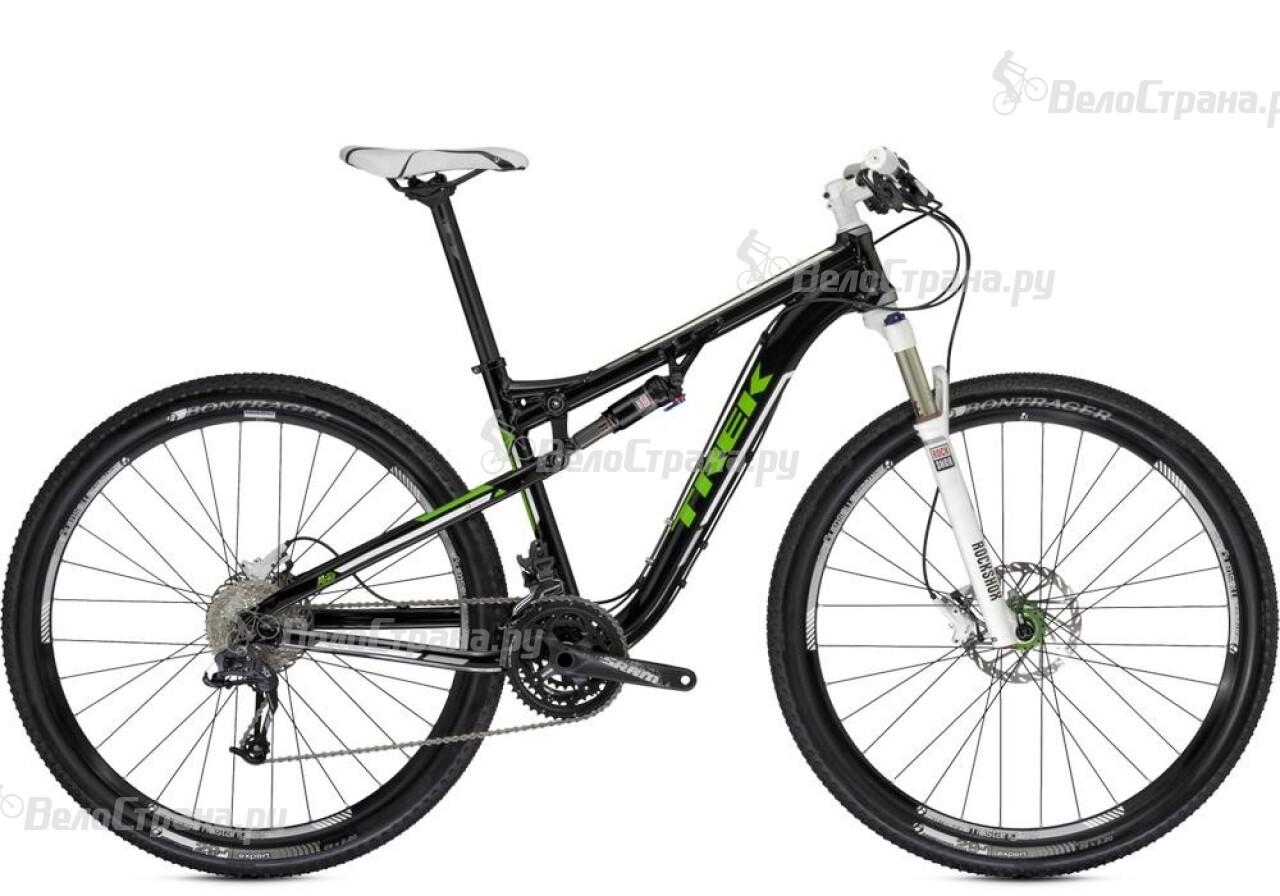 Велосипед Trek Superfly 100 AL (2013) велосипед trek superfly al 2013