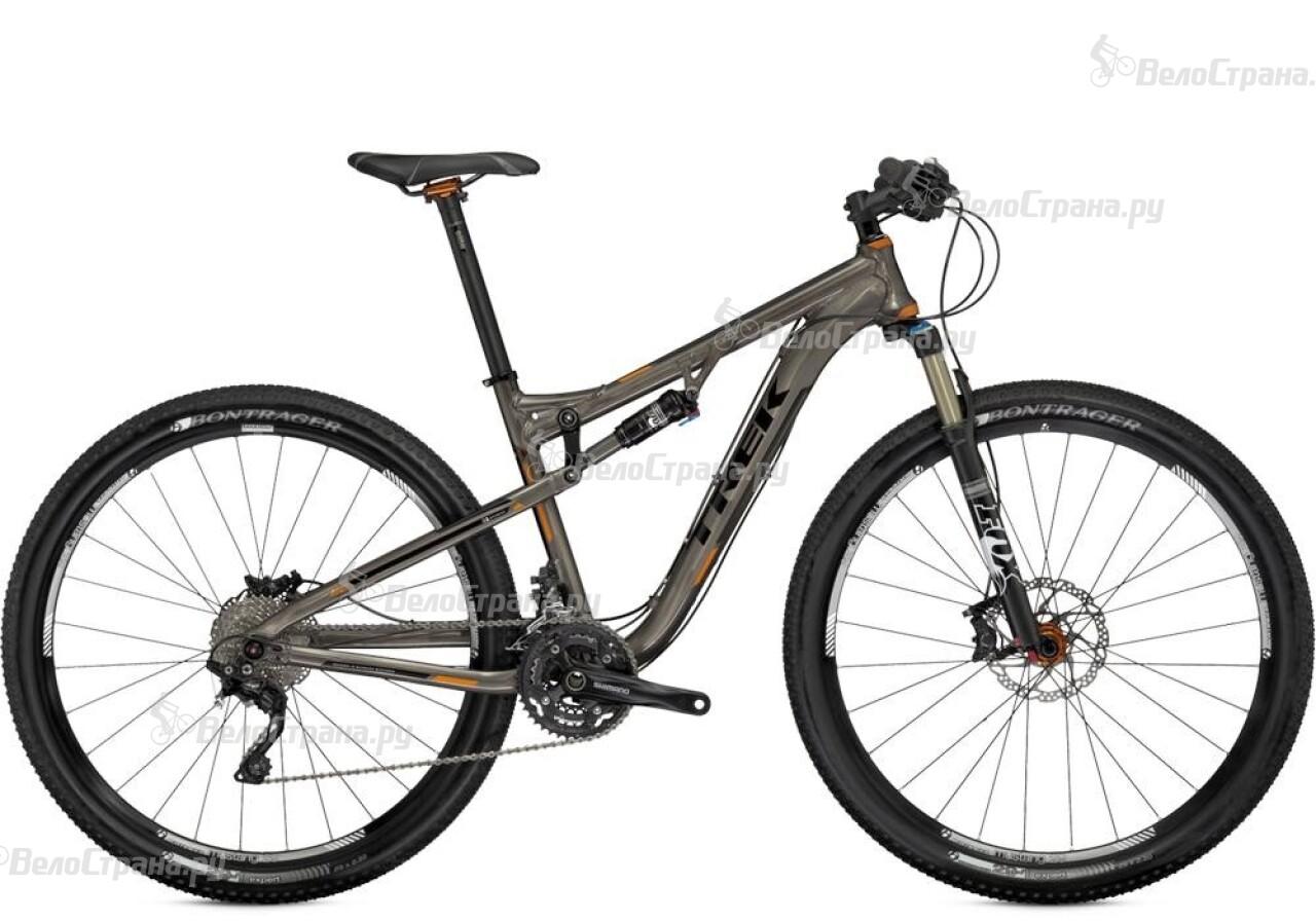 Велосипед Trek Superfly 100 AL Elite (2013) велосипед trek superfly al 2013