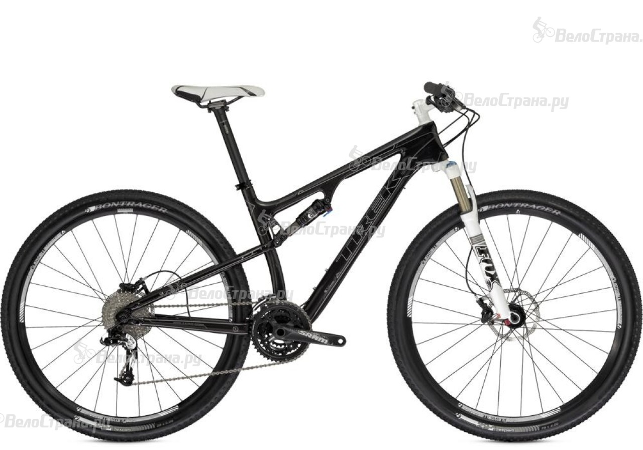 Велосипед Trek Superfly 100 SL (2013) рюкзак caribee trek цвет черный 32 л