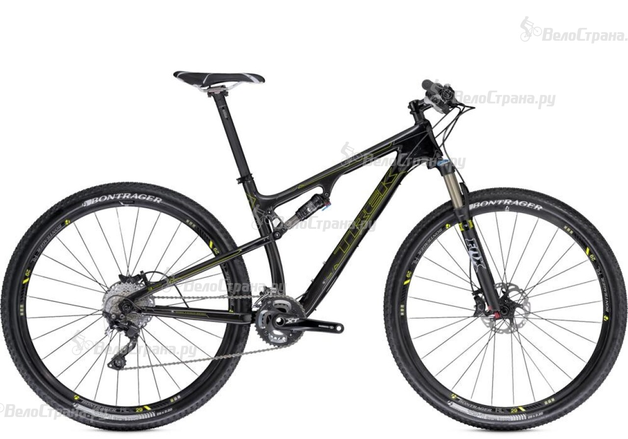 Велосипед Trek Superfly 100 Elite SL (2013) велосипед trek elite carbon 9 8 2013
